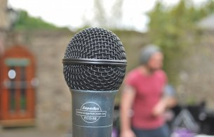 Image of microphone