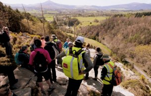 Image from Dublin Mountains Partnership Walk