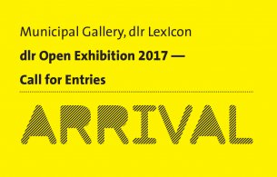 logo for dlr open exhibition 2017