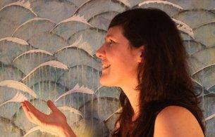Storyteller Fiona Dowling