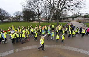 Dún Laoghaire Operation Transformation Walk 2017