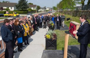 Pottery Road Improvement Scheme Officially Opened