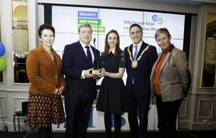 Dún Laoghaire-Rathdown local business wins Dublin Region IBYE Awards