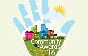 Community Awards 2016 logo
