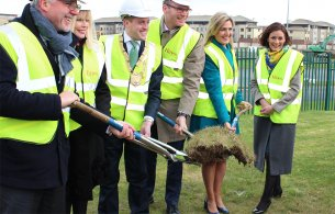 Cormac Devlin - Cherrywood Ground Breaking Ceremony