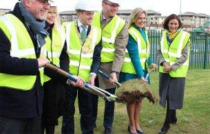 Cormac Devlin - Cherrywood Ground Breaking Ceremony
