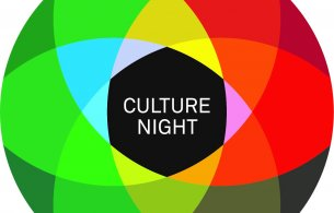 logo for culture night