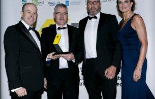 National Recycling Award at 2016 Pakman Awards