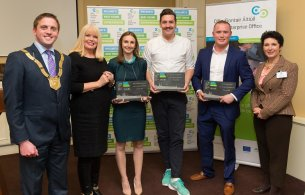 IBYE Awards 2016 Dún Laoghaire-Rathdown