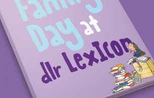 Dahl themed Family Day dlr LexIcon