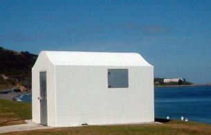 lifeguard shelter