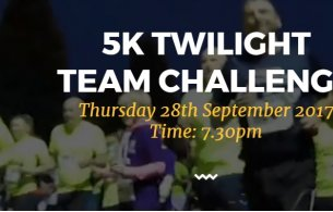 2017 Twilight Team Challenge 5K Race