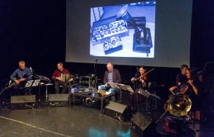 image of concert performance in dlr LexIcon Studio