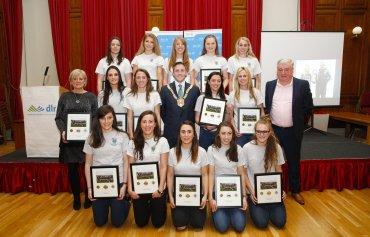 Foxrock-Cabinteely GAA Senior Ladies Football Team