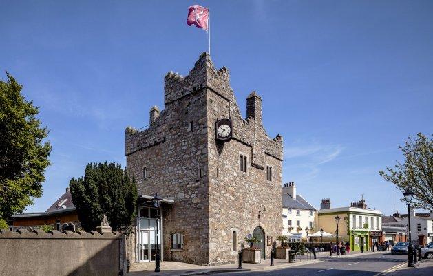 Goats Castle, Dalkey, DLR Architects