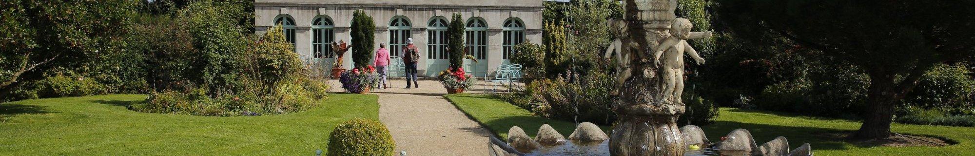 Marlay Park Walled Garden