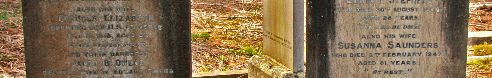Deansgrange Cemetery Graves