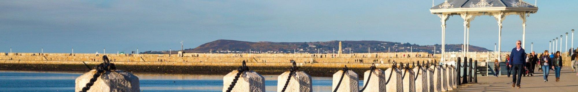 Dun Laoghaire Pier