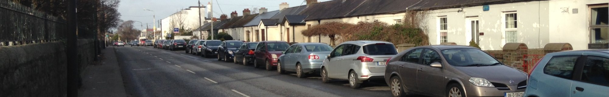 Residential Pay and Display Scheme