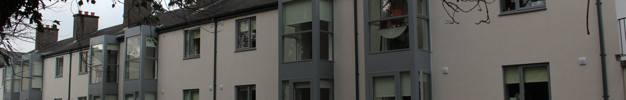 photo of outside of Rochestown House