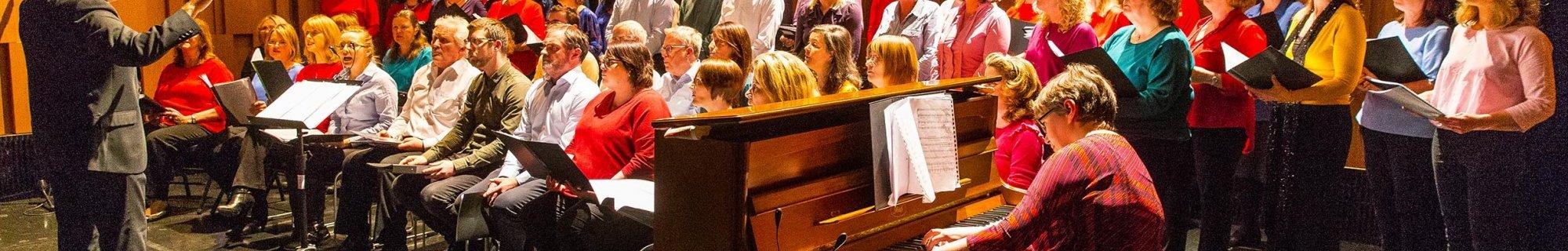 dlr Workplace choir