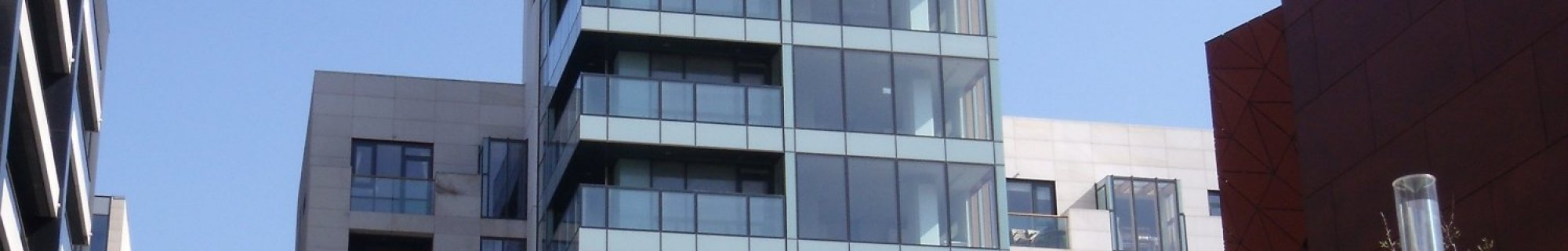 Sandyford Tall building