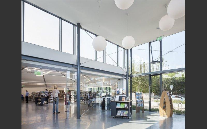 Deansgrange Library Interior