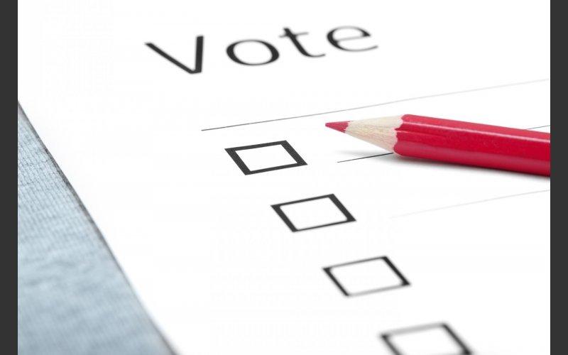 Ballot Paper for Voting