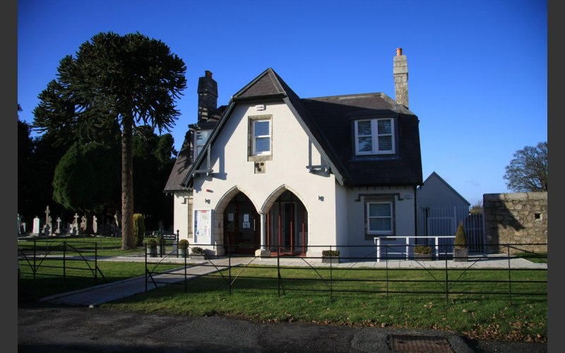 deansgrange cemetery lodge