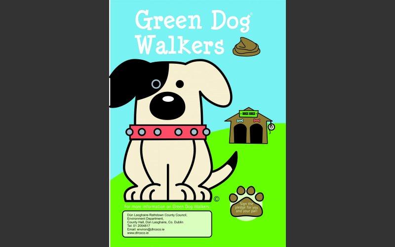 Green Dog Walkers