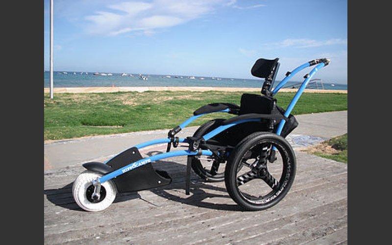 Hippocampe Beach Wheelchair