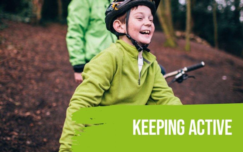 Keep Well - Keeping Active