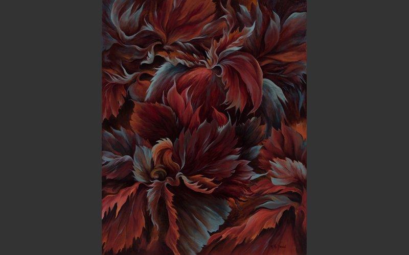 Foliage by Marie McDonald