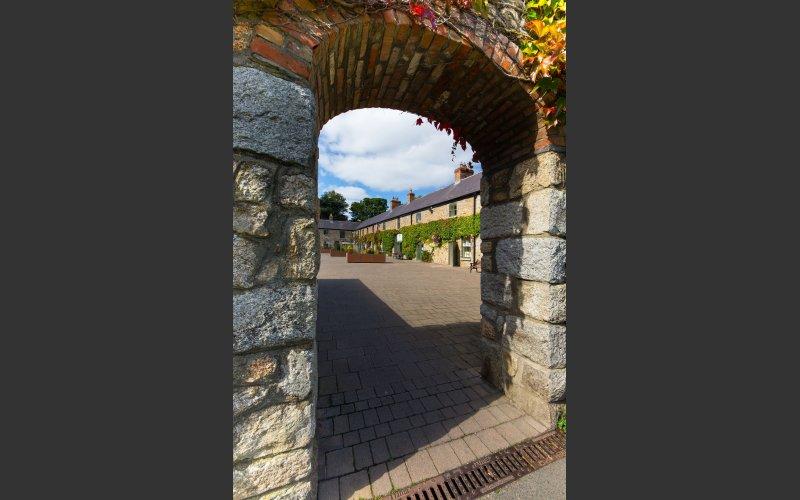Marlay Courtyard Restoration