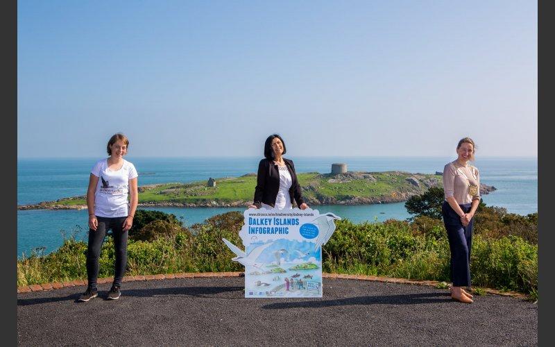 Dalkey Island Infographic Launch