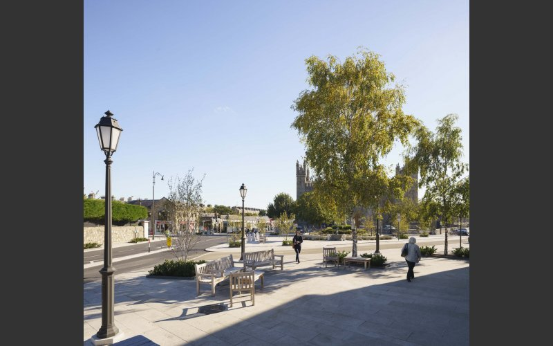 Monkstown Village Public Realm project
