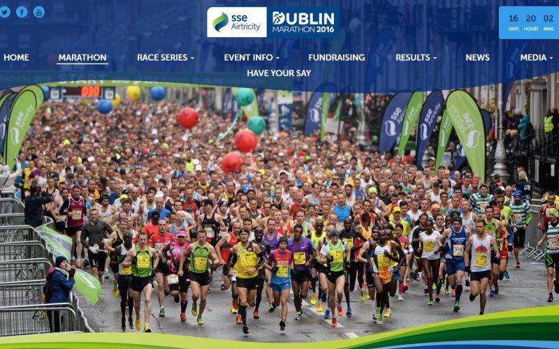 2016 Airtricity Marathon