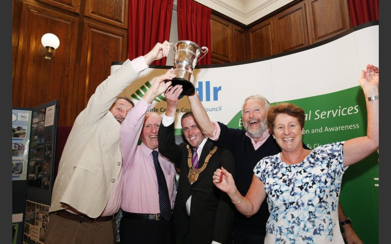 Tidy District Award Winners 2016