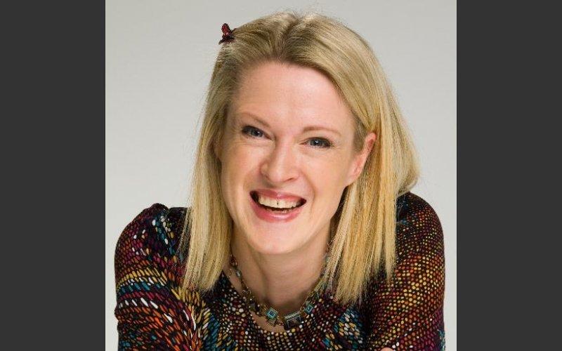 Sarah Webb, dlr Writer in Residence