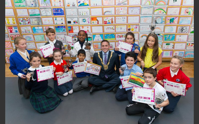 Festival of Inclusion - Childrens Art Awards1