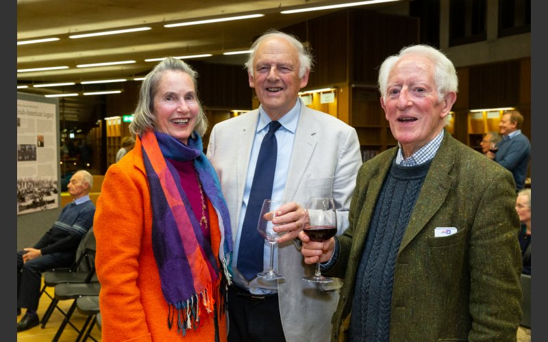 Launch of The Life and Times of Justice Daniel Cohalan