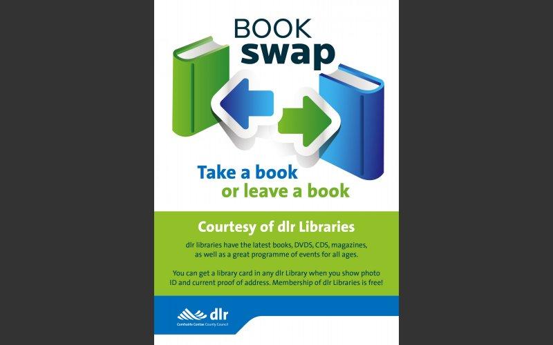 Book swap poster
