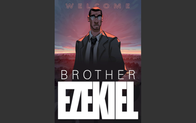 DAFF 2020 - Brother Ezekiel Poster
