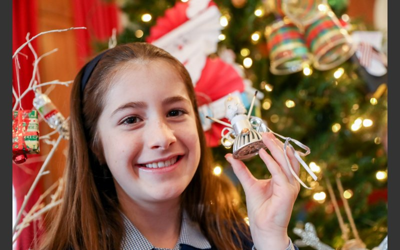 306cfec52380 Winners announced from the Annual Recycled Christmas Decoration ...