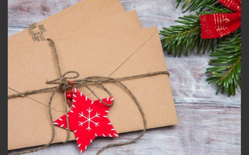 Christmas mailings