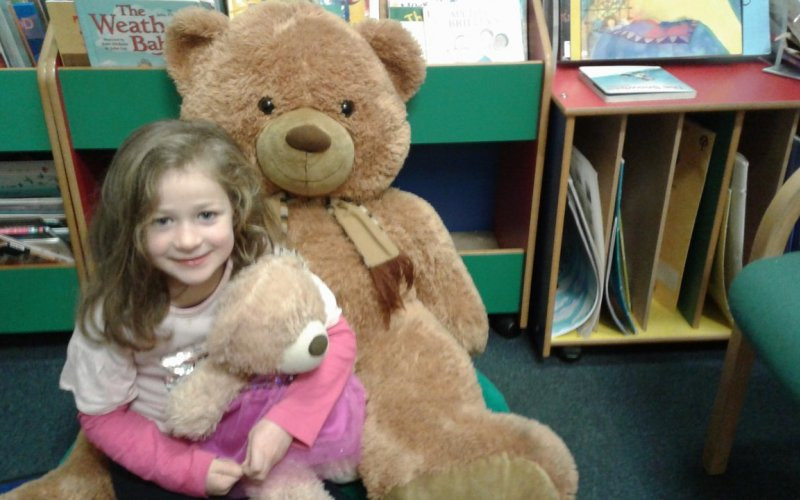 Teddy Bear love
