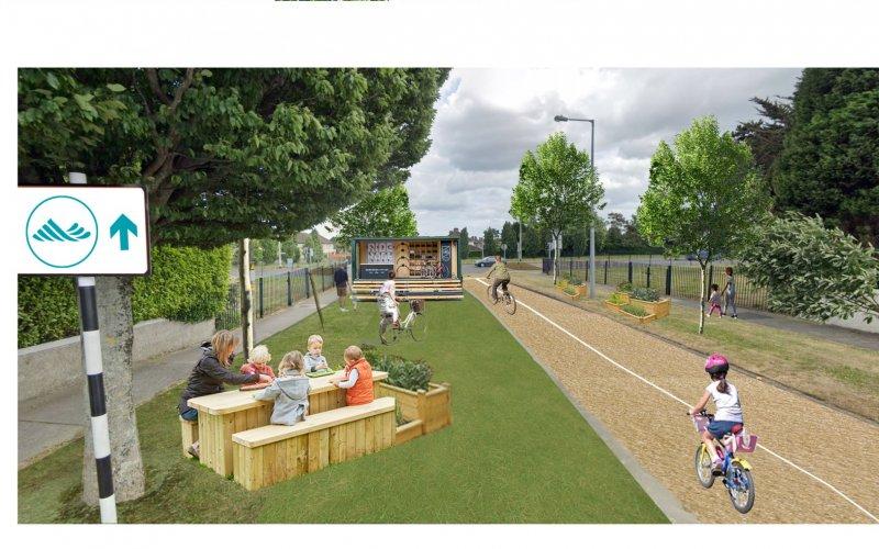 Eden Park Junction Placemaking