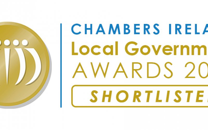 Excellence in Local Government Awards - Shortlisted Badge 2016