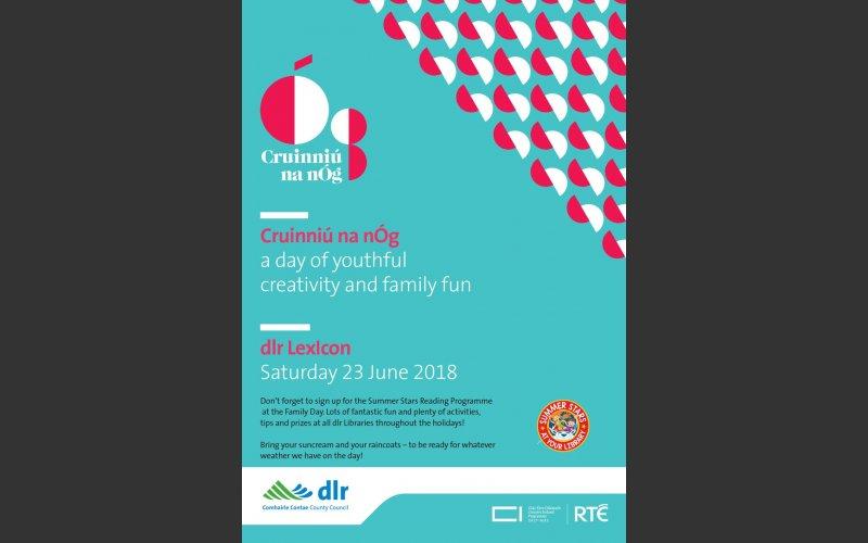 Family Day for Cruinniú na nÓg