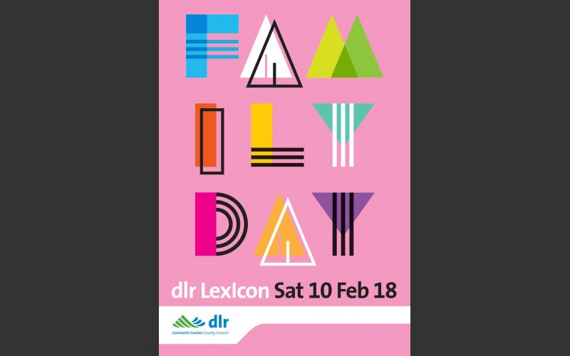 Family Day Flier front page